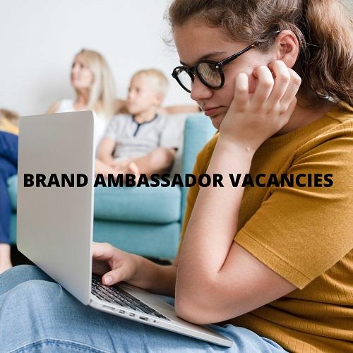 Brand Ambassador Vacancies | Tutorwiz