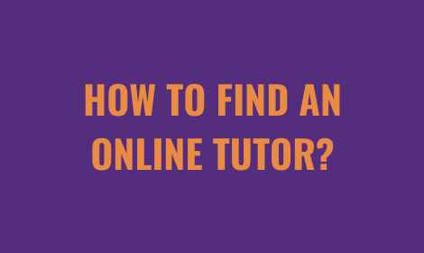 How to Find an Online Tutor? | What to Look for In an Online Tutor? | Tutorwiz